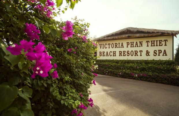 фотографии Victoria Phan Thiet Beach Resort & Spa изображение №12