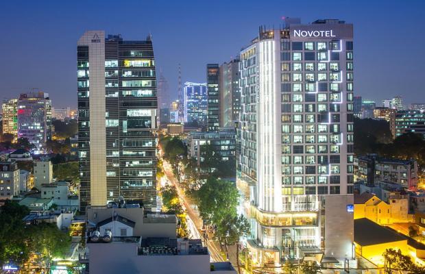 фото Novotel Saigon Centre (ex. Que Huong Liberty 1) изображение №26