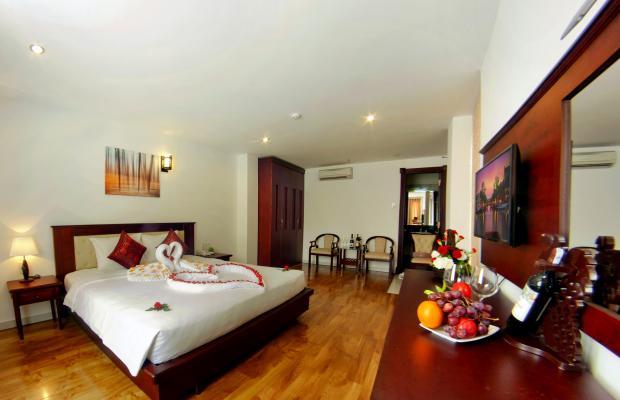 фотографии отеля An Vista Group Sunny Hotel   изображение №23