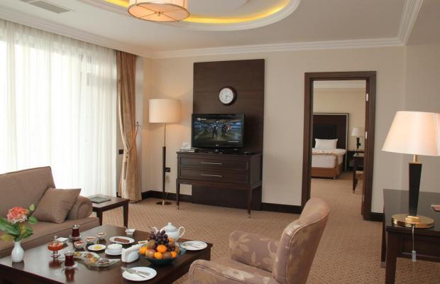 фотографии отеля Chinar Hotel & SPA Naftalan изображение №11