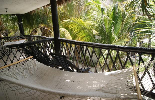 фотографии отеля Hotel Cabanas Los Lirios Tulum изображение №11