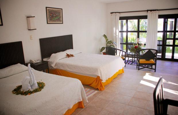 фото Hotel Cabanas Los Lirios Tulum изображение №2
