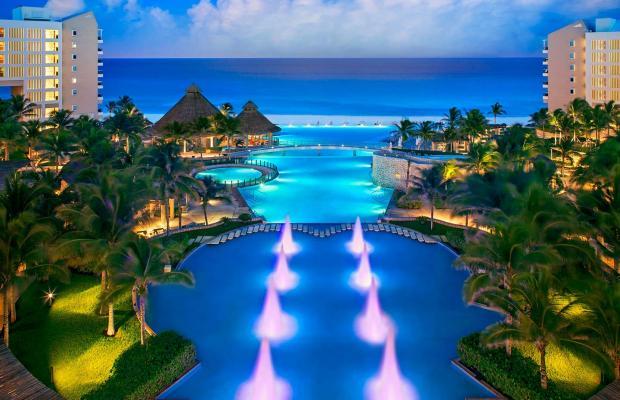 фото отеля The Westin Lagunamar Ocean Resort Villas (ex. Sheraton Cancun Towers) изображение №9