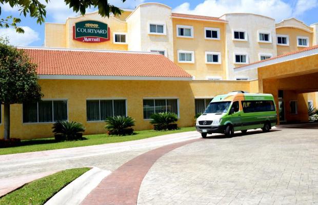 фото отеля Courtyard By Marriott Cancun Airport (ex. Courtyard Cancun) изображение №13