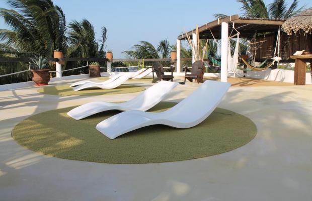 фотографии отеля Beachfront Hotel La Palapa изображение №7