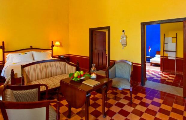 фотографии отеля Hacienda Puerta Campeche изображение №19