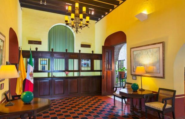 фото отеля Hacienda Puerta Campeche изображение №13