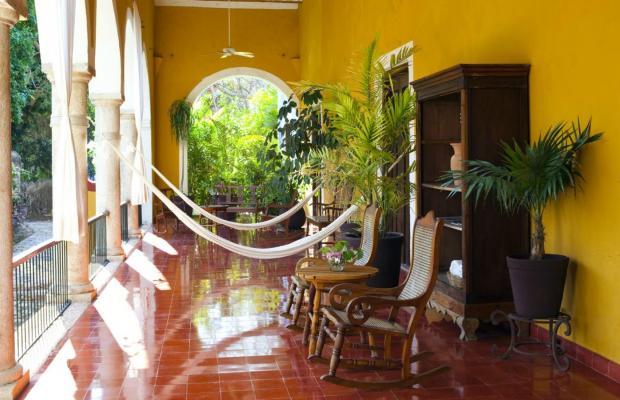 фото отеля Hacienda San Jose изображение №29