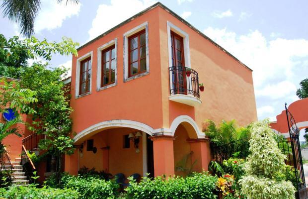 фотографии отеля Hacienda San Miguel Hotel & Suites изображение №27
