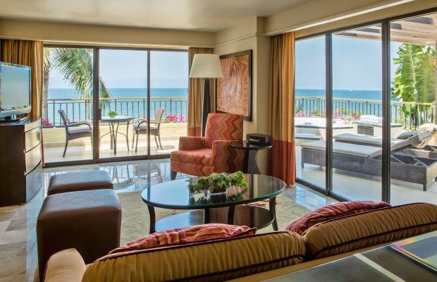 фото Marriott Puerto Vallarta Resort & Spa изображение №34