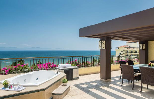 фото отеля Marriott Puerto Vallarta Resort & Spa изображение №25