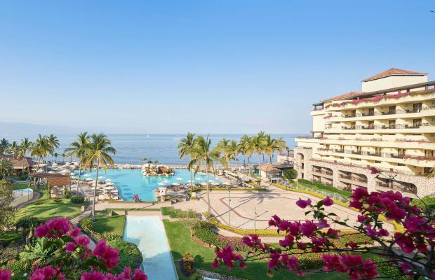 фотографии отеля Marriott Puerto Vallarta Resort & Spa изображение №7