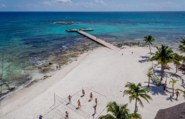 фотографии отеля Barcelo Maya Beach Resort изображение №11
