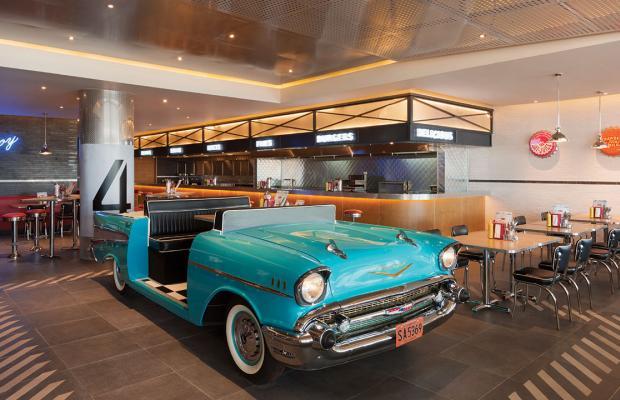 фото отеля Hyatt Ziva Cancun (ex. Dreams Cancun; Camino Real Cancun) изображение №89