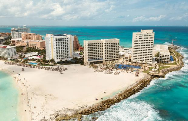 фото отеля Hyatt Ziva Cancun (ex. Dreams Cancun; Camino Real Cancun) изображение №61