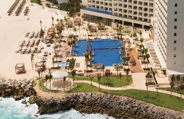 фотографии отеля Hyatt Ziva Cancun (ex. Dreams Cancun; Camino Real Cancun) изображение №59