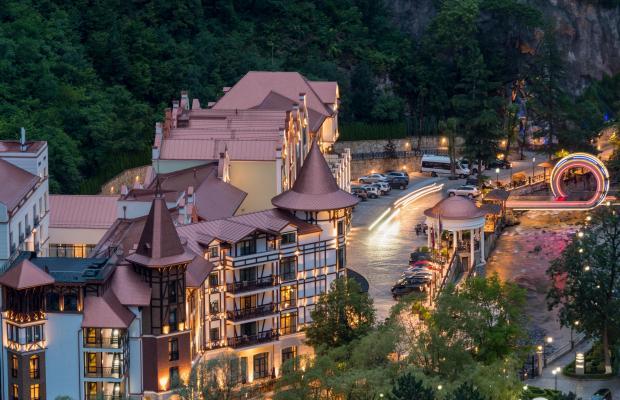 фото отеля Crowne Plaza Borjomi изображение №9