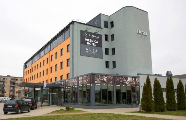 фото отеля Rixwell Bauska Hotel изображение №1