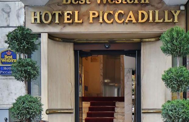 фото отеля Best Western Hotel Piccadilly Rome изображение №1