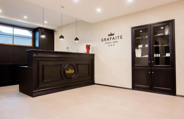 фотографии отеля Hotel - Bar Grafaite (ex. Grafaites Svetaine) изображение №35