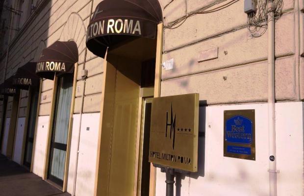 фото отеля Best Western Plus Hotel Milton Roma изображение №5
