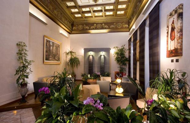 фото Nuovo Hotel Quattro Fontane изображение №2