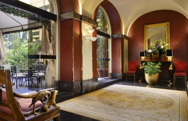 фотографии отеля Residenza Di Ripetta изображение №19