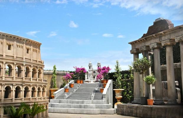 фотографии отеля Romanico Palace изображение №7
