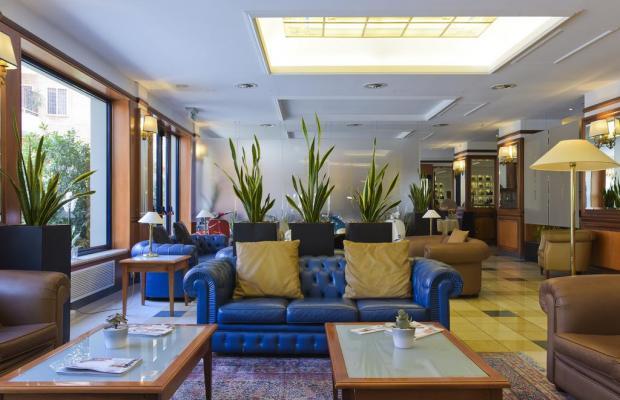 фото отеля Grand Hotel Tiberio изображение №33