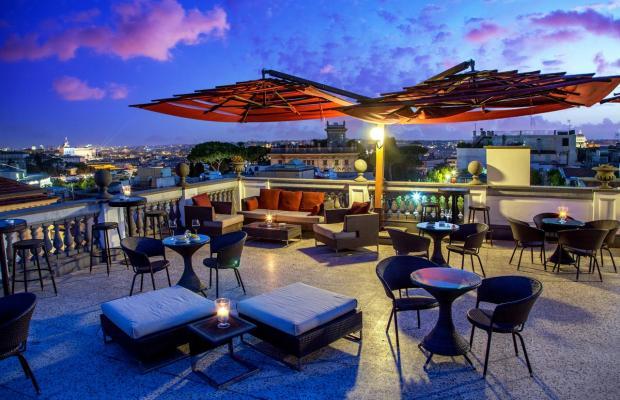 фото отеля Savoy Hotel Rome изображение №21