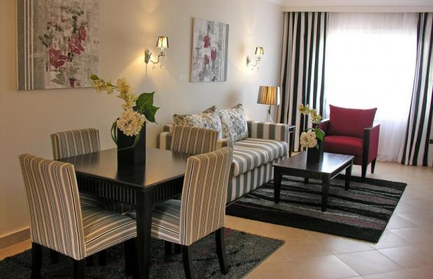 фотографии отеля Pyramisa Sunset Pearl Golf & Beach Apartment (ех. Dessole Sunset Sahl Hasheesh Resort) изображение №31