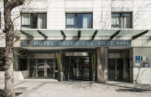 фото отеля Hotel Paseo Del Arte изображение №5