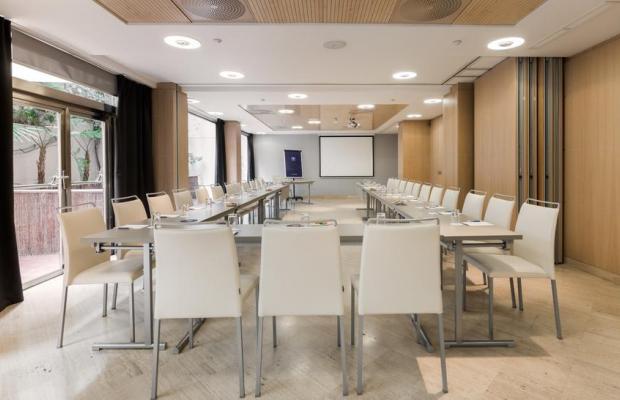 фото отеля NH Madrid Principe de Vergara изображение №9