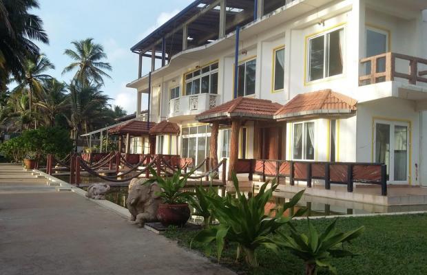 фото отеля The Cosy Beach (ех. Platinum Resort; Marawila Sport Resort) изображение №13