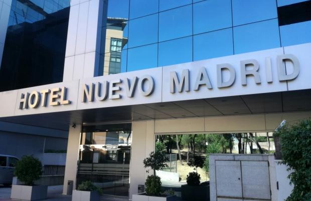 фото отеля Nuevo Madrid изображение №1
