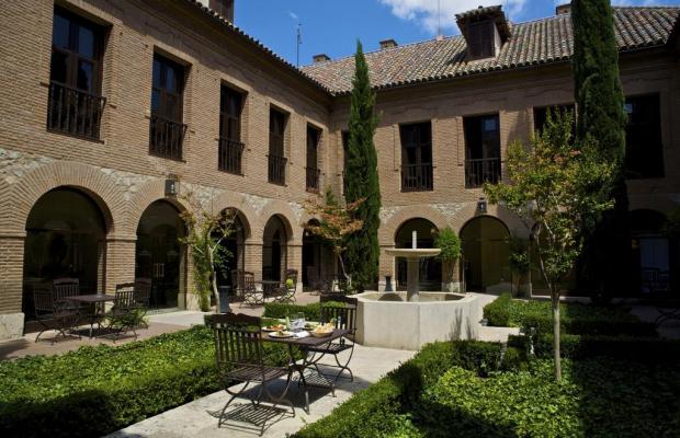 фотографии отеля Parador de Chinchon изображение №15