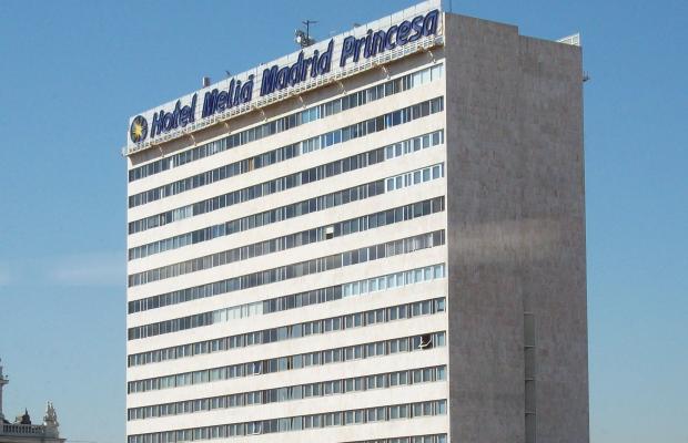 фото отеля Melia Madrid Princesa изображение №1