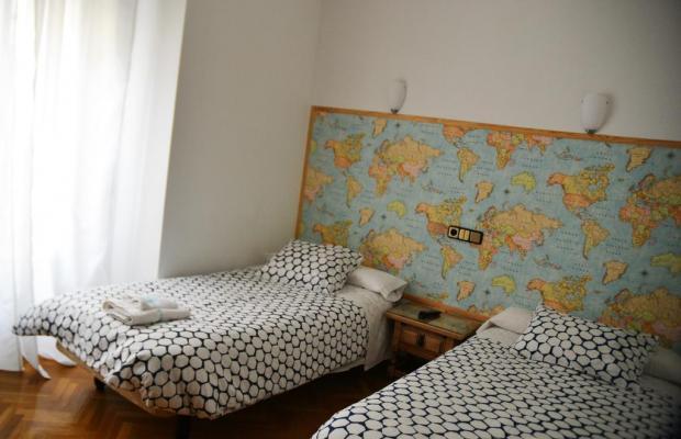 фотографии отеля Hostal Hispano изображение №7