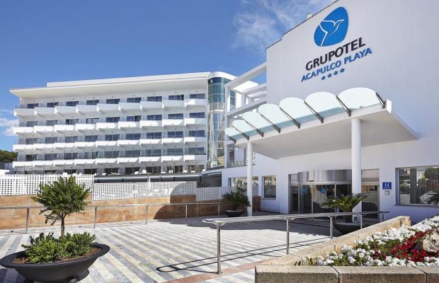 фотографии Grupotel Acapulco Playa изображение №20