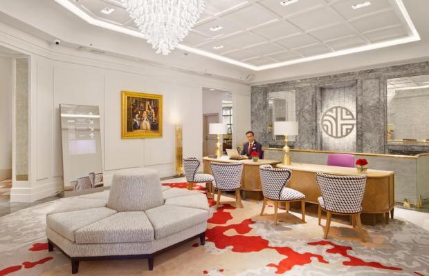 фотографии отеля NH Collection Madrid Paseo del Prado (ex. Gran Hotel Canarias) изображение №27