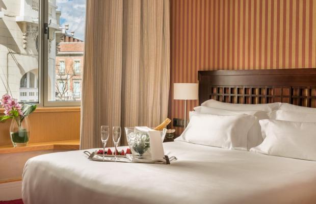 фотографии NH Collection Madrid Paseo del Prado (ex. Gran Hotel Canarias) изображение №20