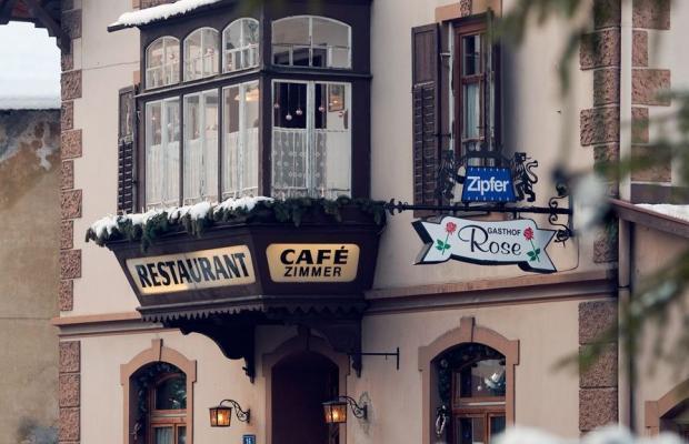 фото отеля Gasthof Rose изображение №1