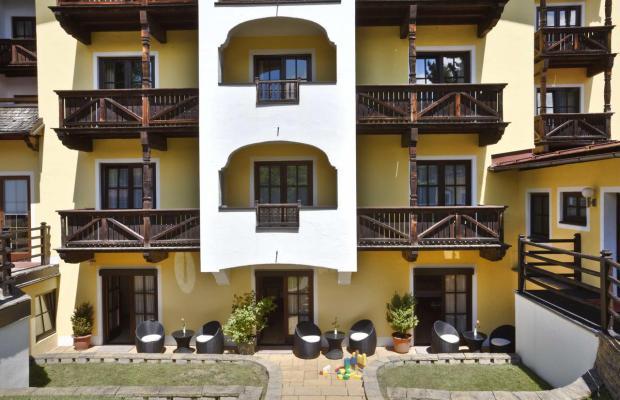 фото отеля Alpenresidenz Adler изображение №33