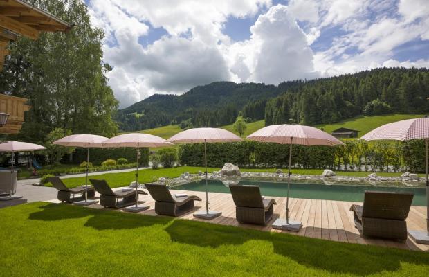 фотографии отеля Alpenpension Claudia изображение №19