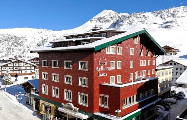 фото отеля Arlberghaus изображение №1