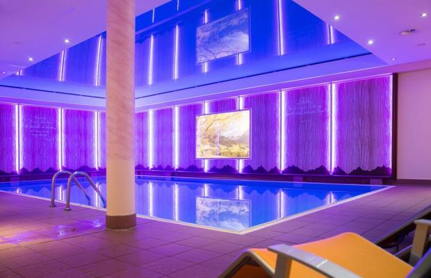 фотографии отеля IFA Alpenrose Hotel изображение №27