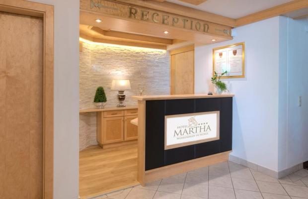 фотографии отеля Hotel Martha изображение №11