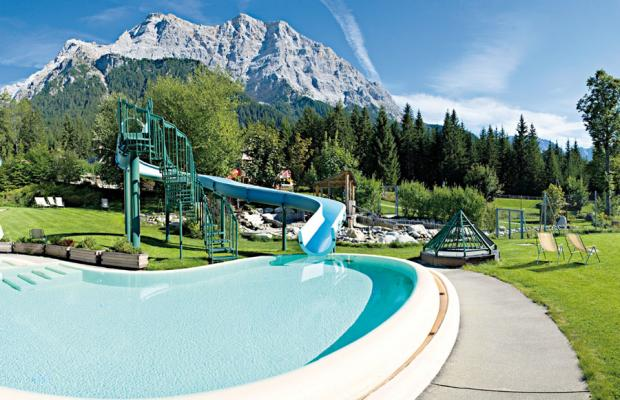 фото Aktiv & Familienresort Tiroler Zugspitze изображение №26