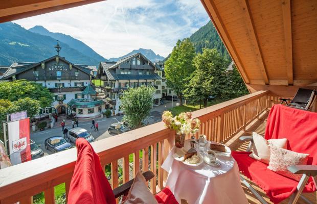 фотографии отеля Alpendomizil Neuhaus изображение №19