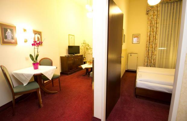 фотографии отеля Cordial Theaterhotel изображение №23